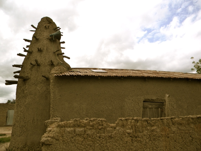 tadia mud mosque