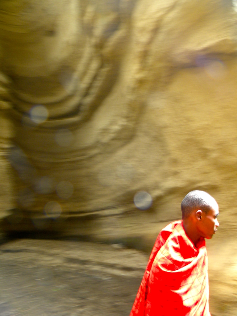Kenya Rift Valley Maasai tour guide traditional hike