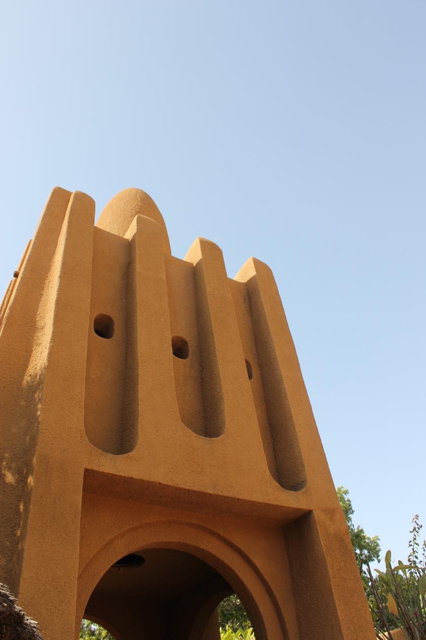 Mali Mopti Sudo Sahel architecture building facade