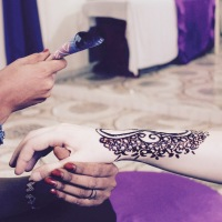 on henna, and turning 30