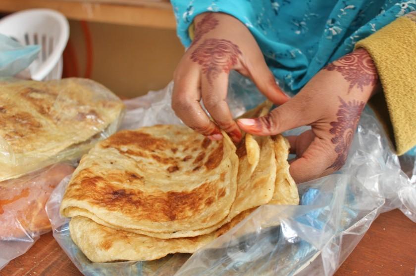 chapati shop