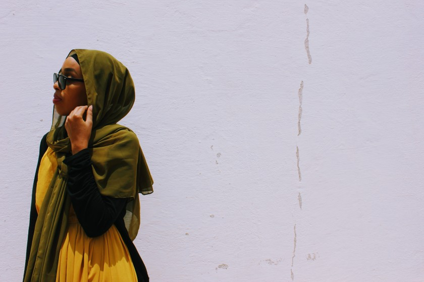 Somali hijabi fashion style Africa modest hijab