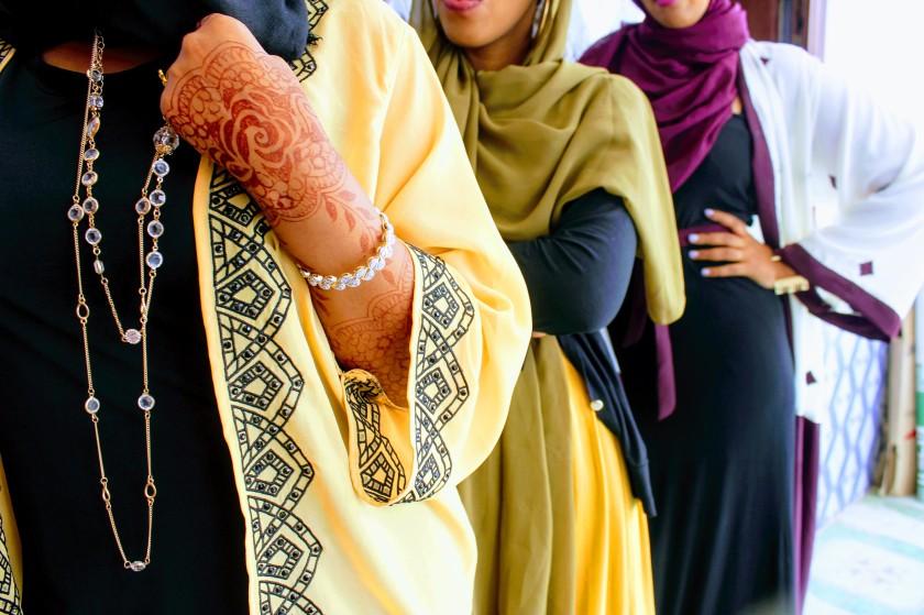 Somali women fashion Hargeisa hijabi modest