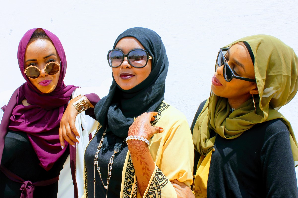 on Somali fashion: Hargeisa women's edition