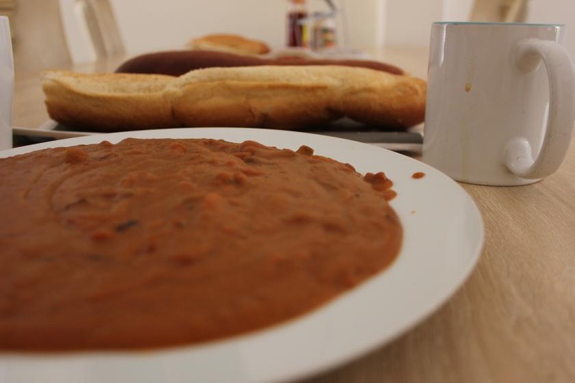 shiro chick pea stew Ethiopian food Ethiopia breakfast Somali