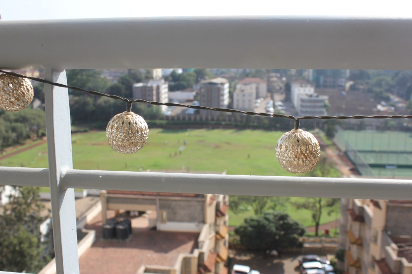 Nairobi Kenya Westlands apartment condo view