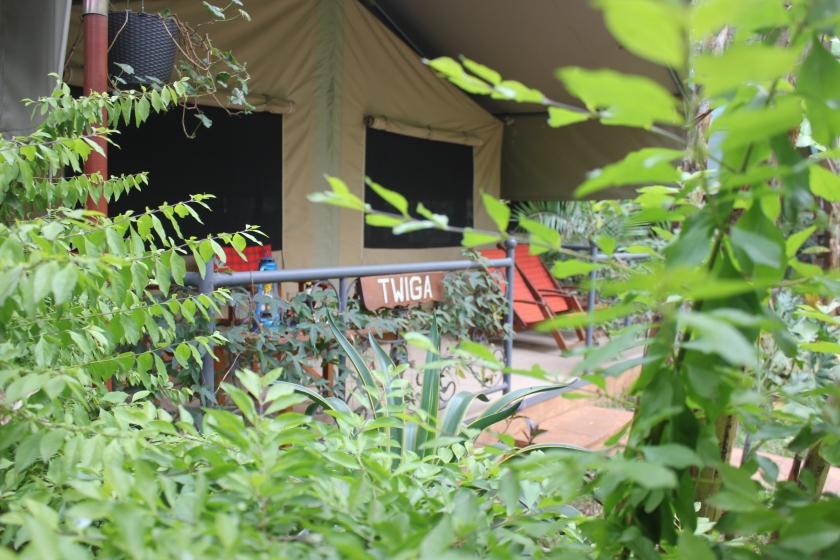 Kenya Karen luxury tent Twiga Anga Afrika