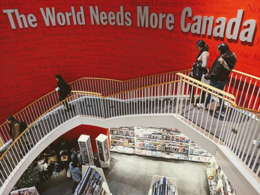 canada bookstore